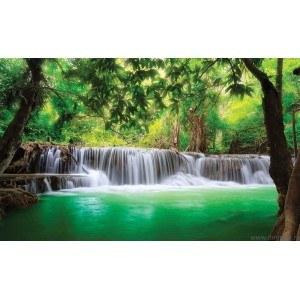 Fotografie tapet Cascada in Tailanda XL