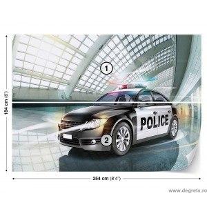 Fotografie tapet Politie