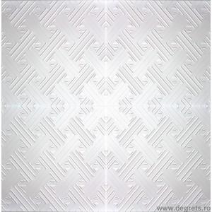 Panou plafon 50/50 numar 10-2007 alb