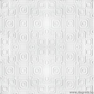 Panou plafon 50/50 numar 10-2070 alb