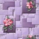 Tapet impermeabil Ophelia violet