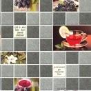 Tapet impermeabil Ceai gri