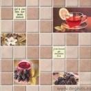 Tapet impermeabil Ceai bej