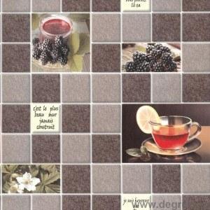 Tapet impermeabil Ceai maro