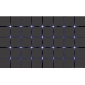 Fotografie tapet Lumini albastre 3D