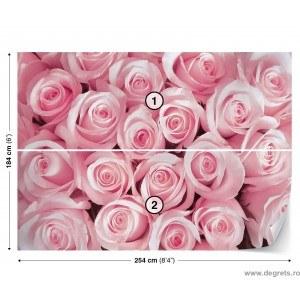 Fotografie tapet Buchet de trandafiri