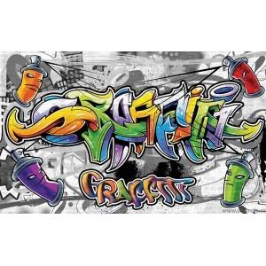 Fotografie tapet Grafiti L