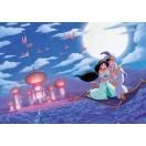 Fotografie tapet Aladin si Covorul fermecat