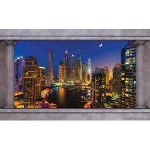 Fotografie tapet cer in Dubai