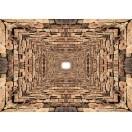 Fotografie tapet Tunel 3D
