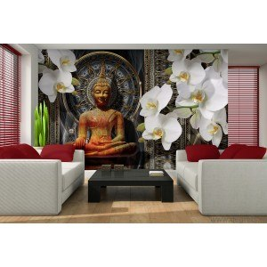 Fotografie tapet Buddha