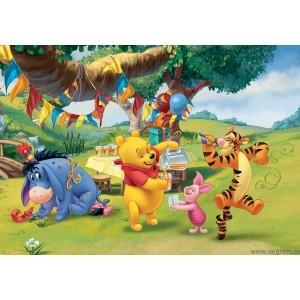Fotografie tapet Ziua de nastere Winnie the Pooh L