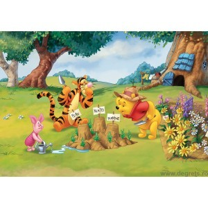 Fotografie tapet Winnie the Pooh distractie