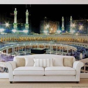 Fotografie tapet Mecca 3