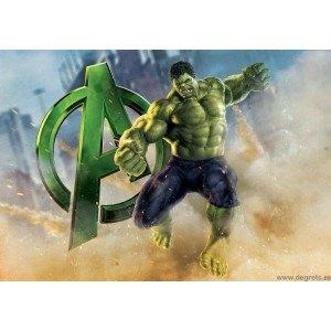 Fotografie tapet Marvel Hulk