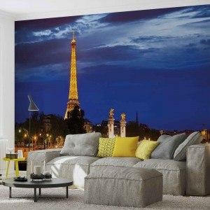 Fotografie tapet Turnul Eiffel 3