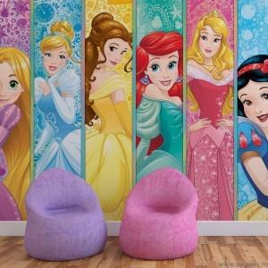 Fotografie tapet Printese Disney