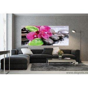 Fotografie tapet Orhidee Zen 3 Vlies