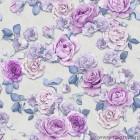 Tapet duplex Vitalina violet