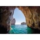 Fotografie tapet Tunel prin mare
