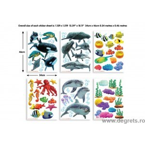 Sticker Aventuri pe mare