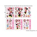 Sticker Disney Minnie Mouse