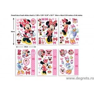 Sticker Disney Minnie Mouse