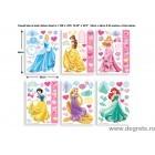 Sticker Printese Disney