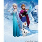 Fotografie tapet vinil premium Disney Frozen 1