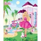 Fotografie tapet vinil premium Barbie