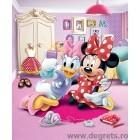 Fotografie tapet vinil premium Disney Minnie Mouse