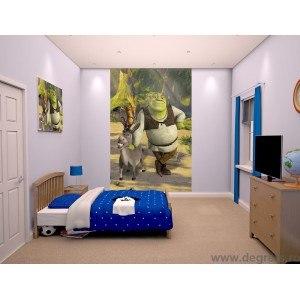 Fotografie tapet premium Shrek