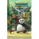 Fotografie tapet vinil premium Kung Fu Panda
