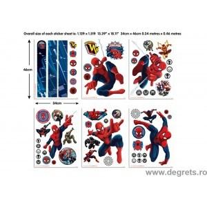 Sticker Omul Paianjen