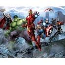Fotografie tapet vinil premium adunarea Avengers