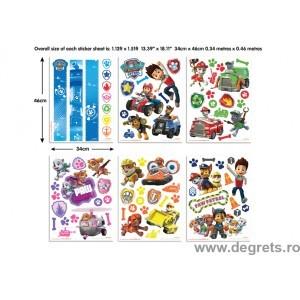 Sticker Patrula Labutelor