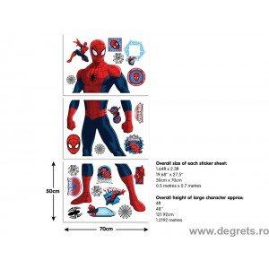 Sticker Marvel Omul Paianjen