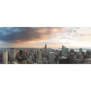 Fotografie tapet Panorama New York 4XL Vlies