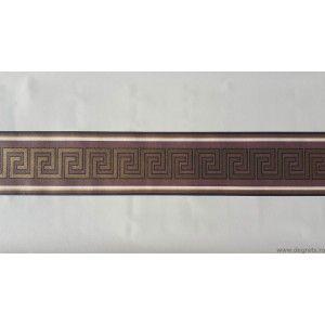 Friza Decorativa Versace maro