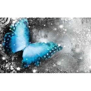 Fotografie tapet Fluture vintage