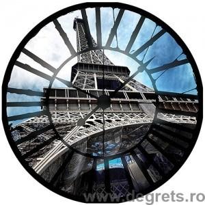 Fotografie tapet Ceasuri Paris Vlies