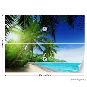 Fotografie tapet Maldive L
