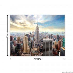 Tablou Canvas New York 1 L