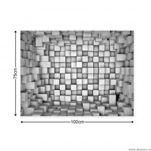 Tablou Canvas Iluzie 3D