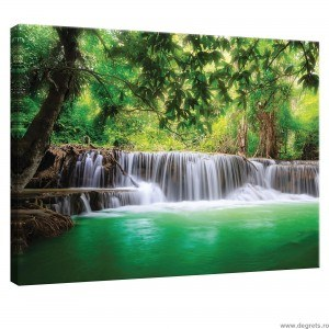 Tablou Canvas Cascada in Tailanda L