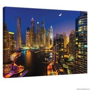 Tablou Canvas Orizont in Dubai
