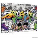 Tablou Canvas Graffiti L