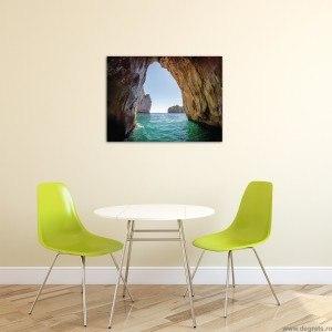 Tablou Canvas Laguna 2 3D