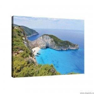Tablou Canvas Grecia L