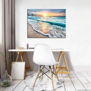 Tablou Canvas Plaja 1